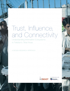 Trust Influnce Connectivity