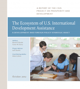 Ecosystem of USAID