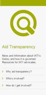 Aid Transparency