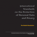 international privacy standards